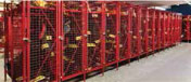 LOCKERS-FENCING